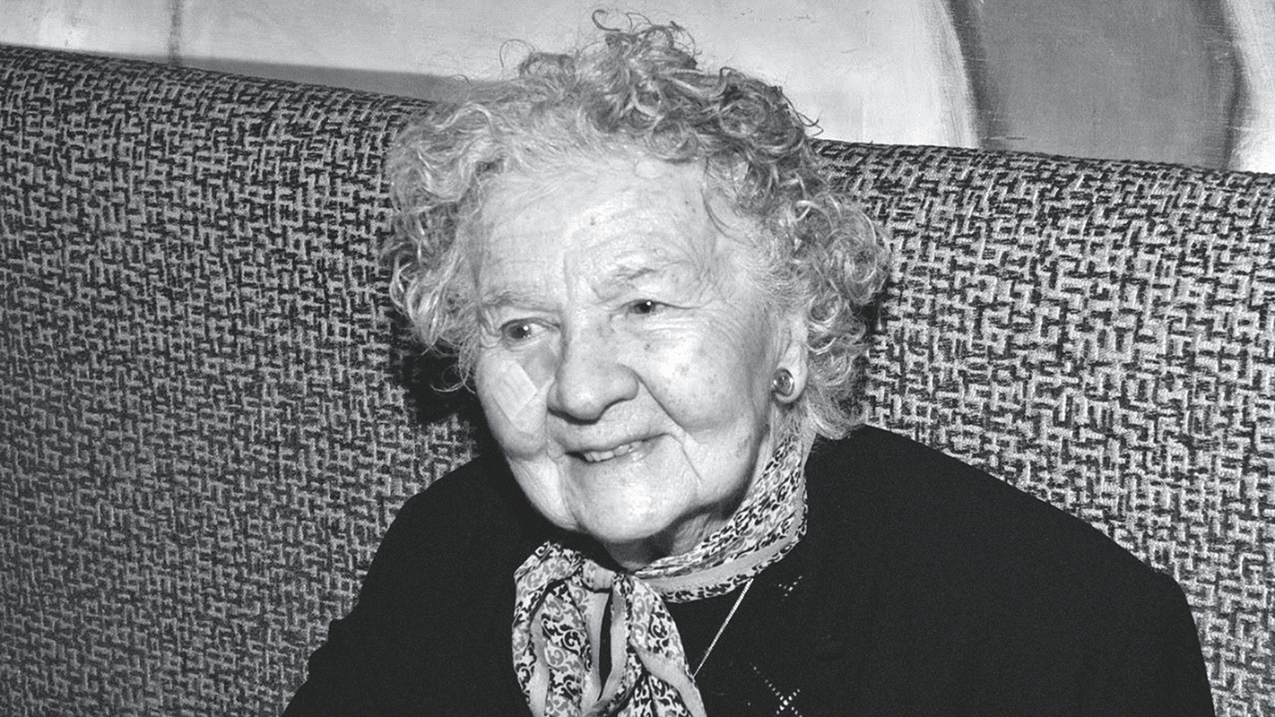 Lillian Ross nov17